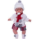 Кукла Llorens Саша 38 см, со звуком