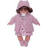 Кукла Llorens Айзель 33 см, со звуком