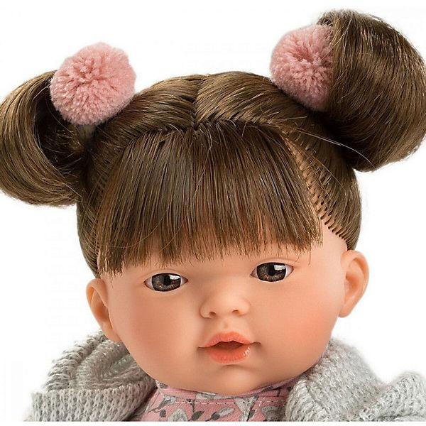 Кукла Llorens Татьяна 33 см, со звуком
