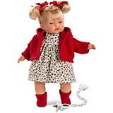 Кукла Llorens Аитана 33 см, со звуком