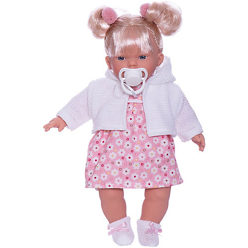 Кукла Llorens Кристина 33 см, со звуком от Llorens