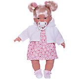 Кукла Llorens Кристина 33 см, со звуком