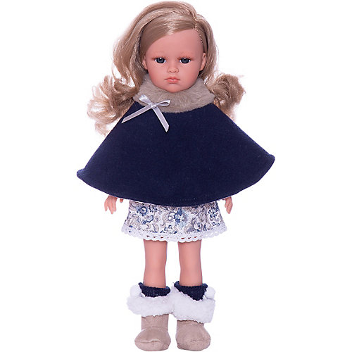 Кукла Llorens Оливия в синем, 37 см от Llorens