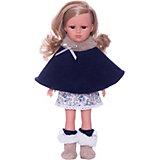 Кукла Llorens Оливия в синем, 37 см