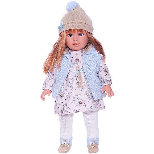 Кукла Llorens Мартина в бело-голубом, 40 см от Llorens