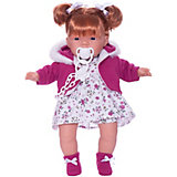 Кукла Llorens Катя 38 см, со звуком