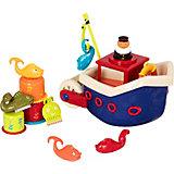 """Набор игрушек для ванной B.Toys """"Кораблик"""""""