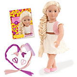 Кукла Our Generation Фиби с растущими волосами, 46 см