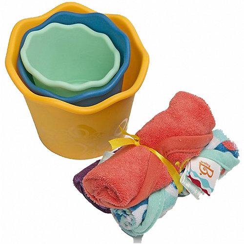 """Набор игрушек для ванной B.Toys """"Давай плескаться"""" от B.Toys"""