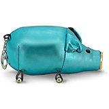 Мягкая игрушка Orange Поросёнок Гламурыш, 12 см, голубой