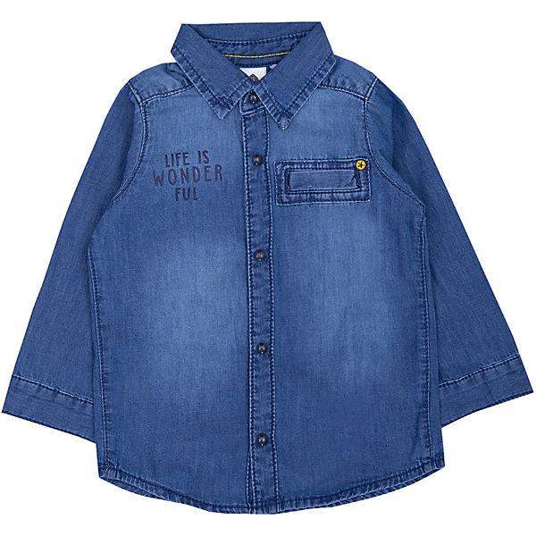 Джинсовая рубашка Z для мальчика