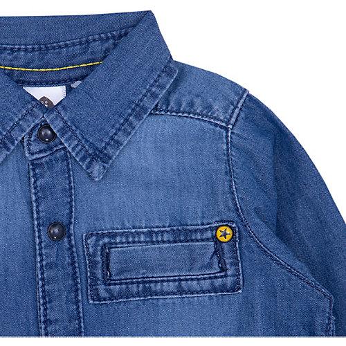 Джинсовая рубашка Z - синий от Z