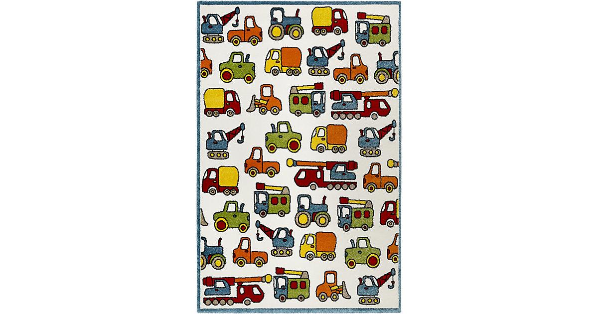 ESPRIT · ESP-21977-110 Kinderzimmerteppich Vehicles, 160 x 225 cm, multi