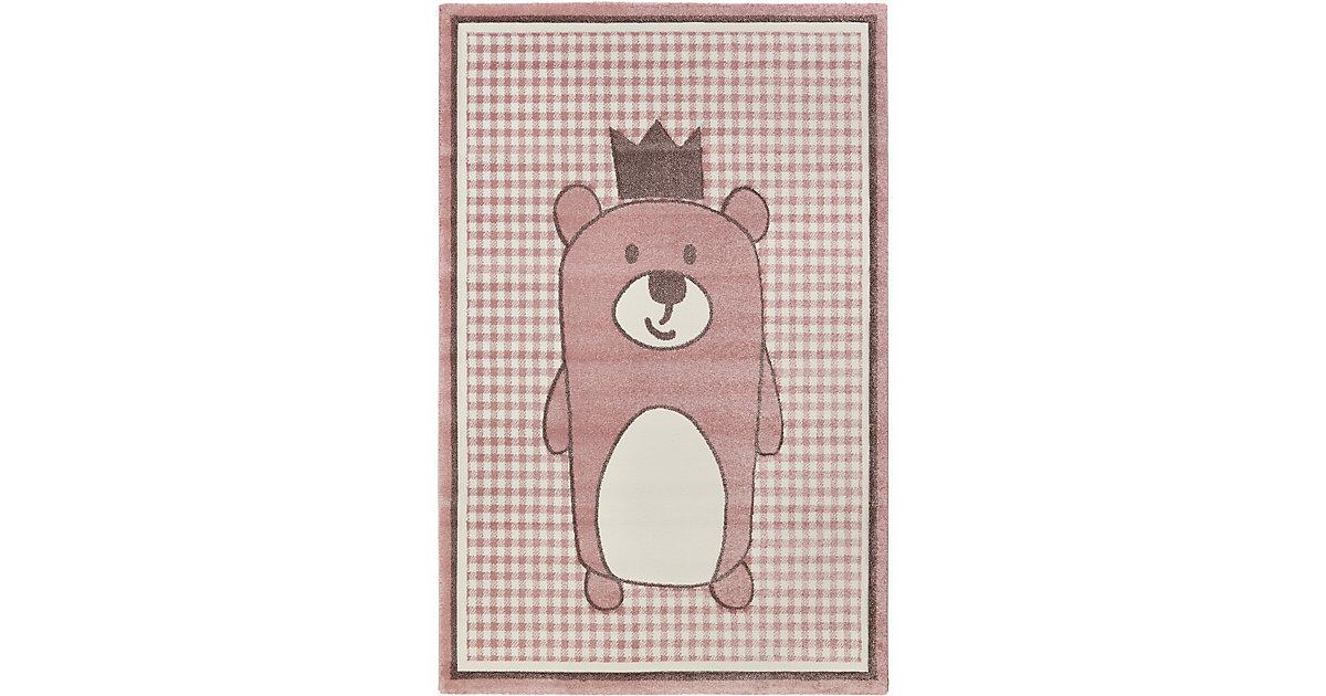 ESPRIT · ESP-21978-655 Kinderzimmerteppich Henry, 160 x 225 cm, rosa