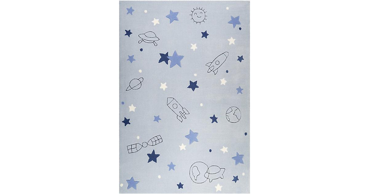 ESPRIT · ESP-4270-02 Kinderzimmerteppich Han, 170 x 240 cm, silber