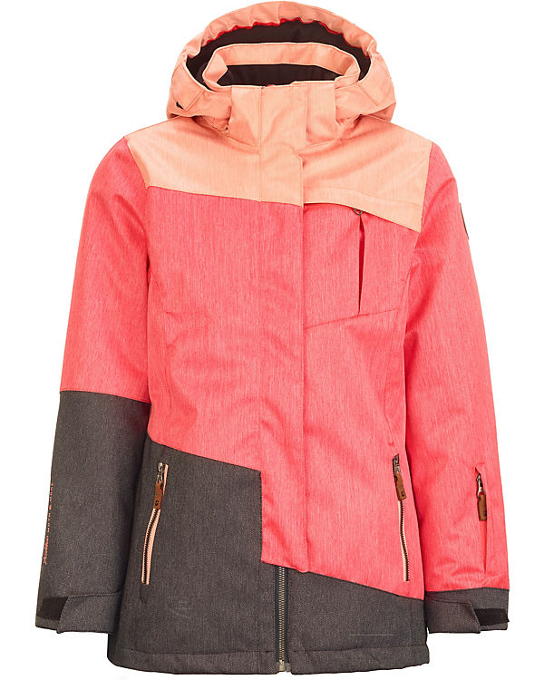 designer fashion 8bcde 8cbcf Skijacke mit abnehmbarer Kapuze BAHA für Mädchen, killtec