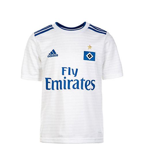 adidas Performance Kinder Trikot Hamburger SV Trikot Home 2018/2019 Gr. 176 | 04059807346657