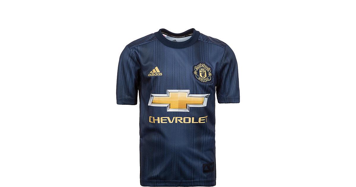 ADIDAS PERFORMANCE · Kinder Trikot Manchester United Trikot 3rd 2018/2019 Gr. 128
