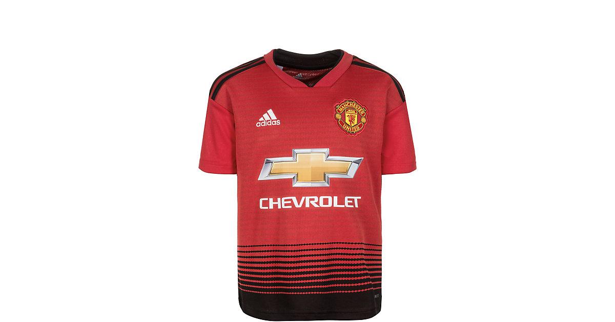 ADIDAS PERFORMANCE · Kinder Trikot Manchester United Trikot Home 2018/2019 Gr. 140