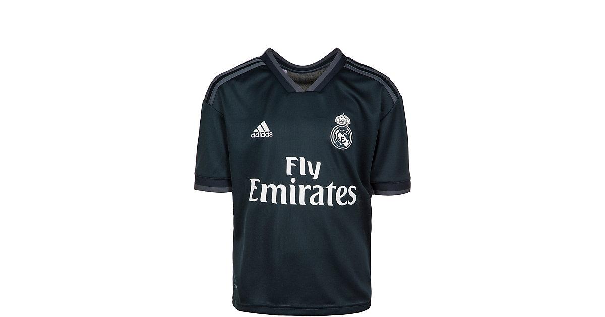 ADIDAS PERFORMANCE · Kinder Trikot Real Madrid Trikot Away 2018/2019 Gr. 128