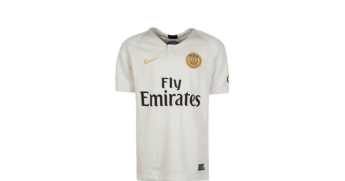 NIKE · Kinder Trikot Paris St.-Germain Trikot Away 2018/2019 Gr. 128/137