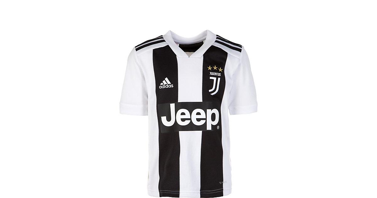 ADIDAS PERFORMANCE · Kinder Trikot Juventus Turin Trikot Home 2018/2019 Gr. 176