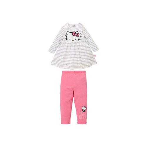 Hello Kitty Kleid & Leggings Gr. 86 Mädchen Kleinkinder | 04060617001766