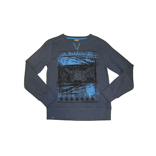 Million X Kids  Jungen Sweatshirt Arni Langarmshirts Gr. 164 Jungen Kinder | 04032216994169