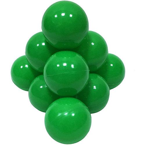 Шарики для сухого бассейна Hotenok 50 шт, 7 см, зелёные от Hotenok