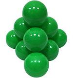 Шарики для сухого бассейна Hotenok 50 шт, 7 см, зелёные