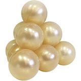 Шарики для сухого бассейна Hotenok 50 шт, 7 см, золотые