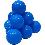 Шарики для сухого бассейна Hotenok 50 шт, 7 см, голубые