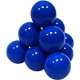 Шарики для сухого бассейна Hotenok 50 шт, 7 см, синие