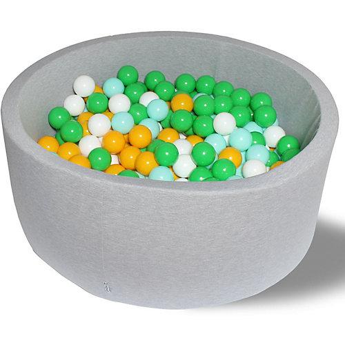 """Сухой бассейн Hotenok """"Дискотека"""" 40 см, 200 шариков от Hotenok"""
