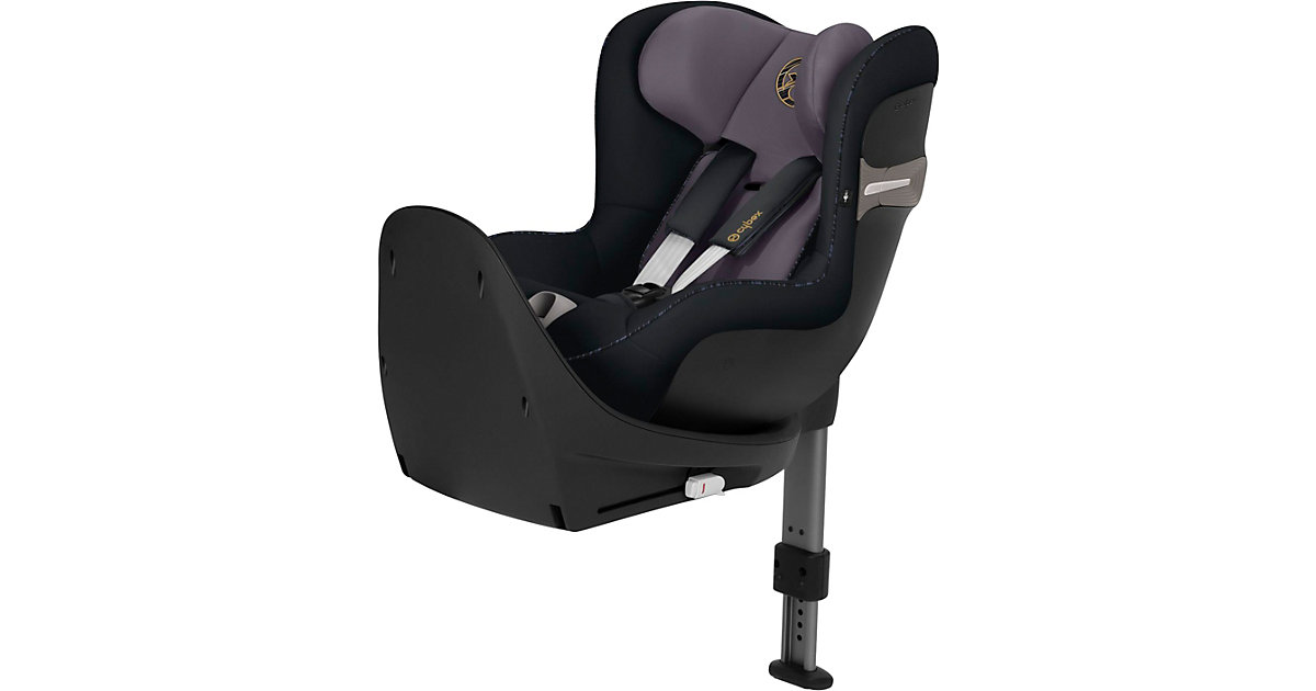 Cybex · Auto-Kindersitz Sirona S i-Size, Gold-Line, Premium Black, 2019 Gr. 0-18 kg