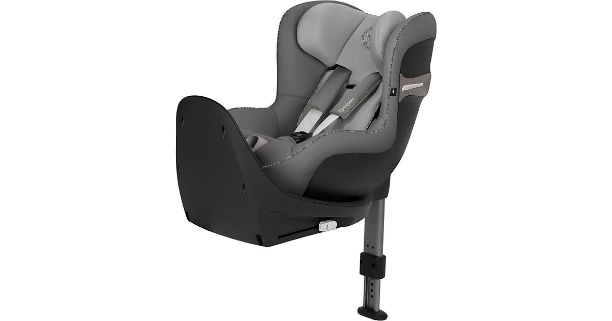 Cybex · Auto-Kindersitz Sirona S i-Size, Gold-Line, Manhattan Grey, 2019 Gr. 0-18 kg