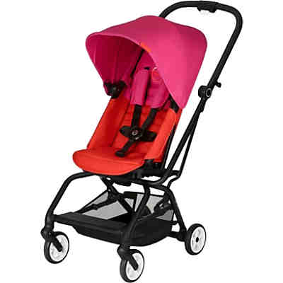 Buggy EEZY S Twist, Gold-Line, Fancy Pink