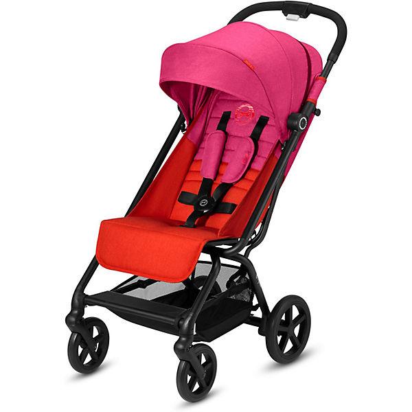 Buggy Eezy S+, Gold-Line, Fancy Pink, 2019
