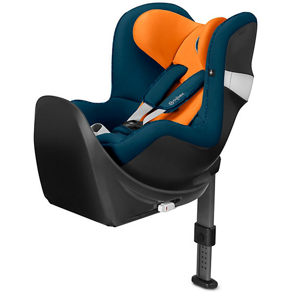 Auto-Kindersitz Sirona M2 i-Size inkl. Base M, Gold-Line, Tropical Blue