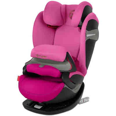 Auto-Kindersitz Pallas S-Fix, Gold-Line, Fancy Pink