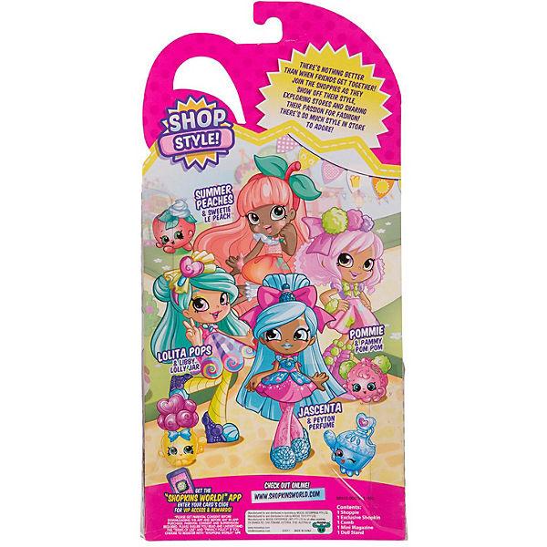 "Мини-кукла Moose ""Shopkins Shoppies"" Летний персик, 14 см"