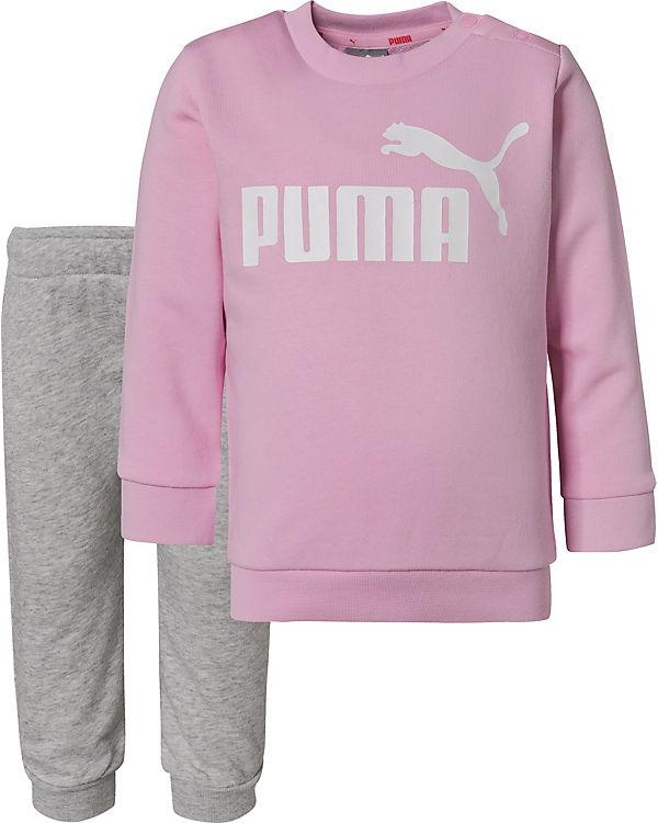bester Großhändler Outlet-Boutique neue Version Baby Jogginganzug MINICATS ESS für Mädchen, PUMA