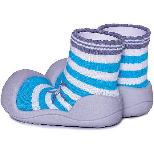 Тапочки Attipas Marine - сине-серый от Attipas