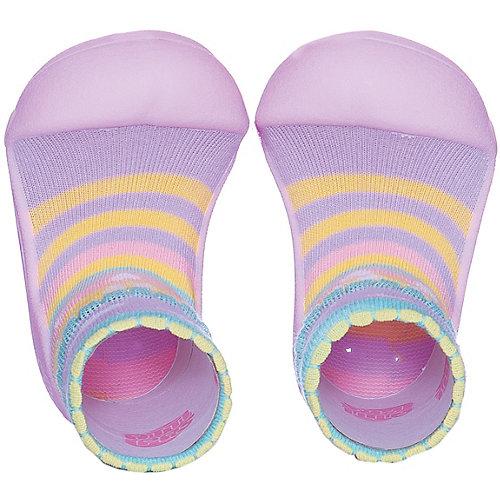 Тапочки Attipas Attibebe для девочки - розовый от Attipas