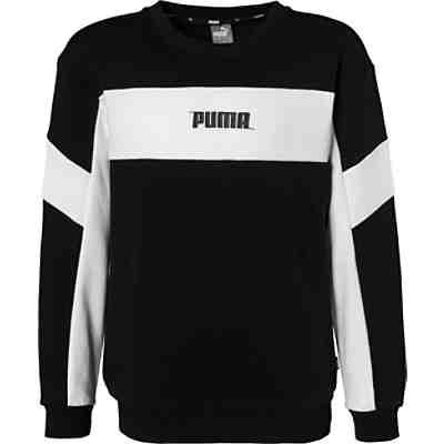 neuartiger Stil bezahlbarer Preis offizielle Seite Sweatshirt ALPHA CREW AOP für Jungen, PUMA