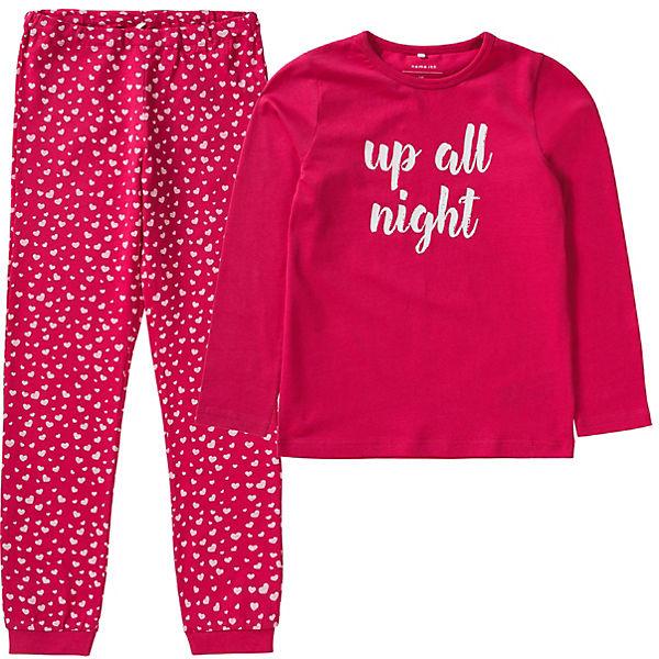 große Auswahl von 2019 attraktive Mode große Vielfalt Modelle Schlafanzug NKFREMISTA für Mädchen, name it