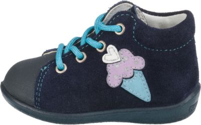 Ricosta Schuhe Sportschuhe Skater Boots Uwe grau Tex Weite