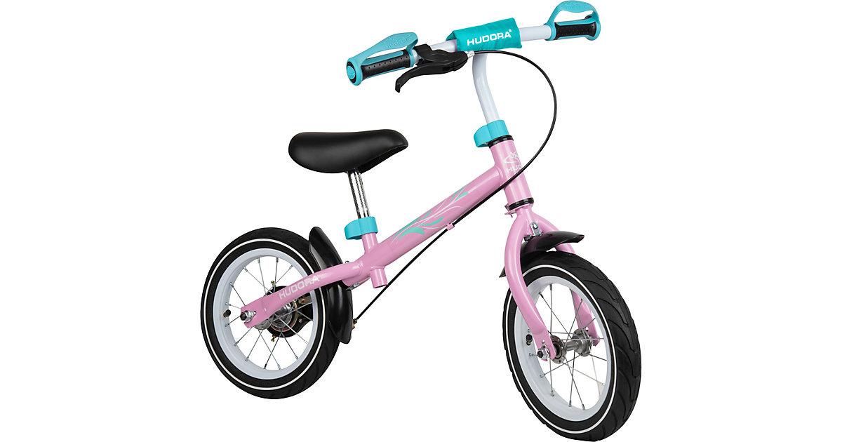 Laufrad Ratzfratz 5.0, 12 Zoll, rosa   Kinderzimmer > Spielzeuge > Kinderfahrräder   HUDORA