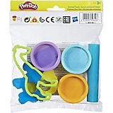Игровой мини-набор Play-Doh «Зоопарк»